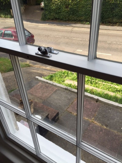Sash Window repair in Hoddesdon, Hertfordshire