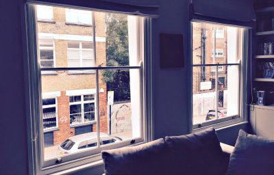 Shoreditch sash windows restored and draught proofed
