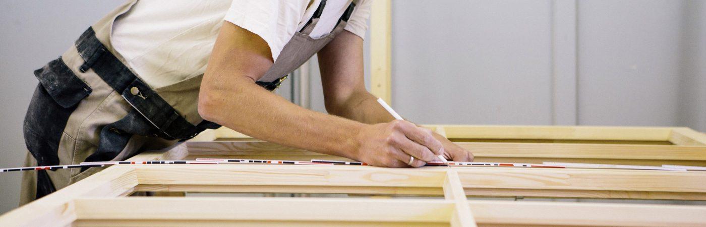 New Timber Sash Double Glazed Windows