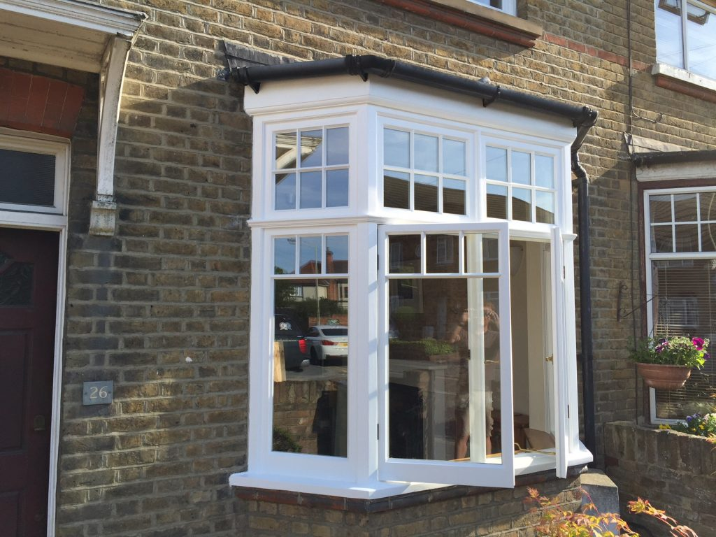 Timber Window Replacement And Restoration Hoddesdon