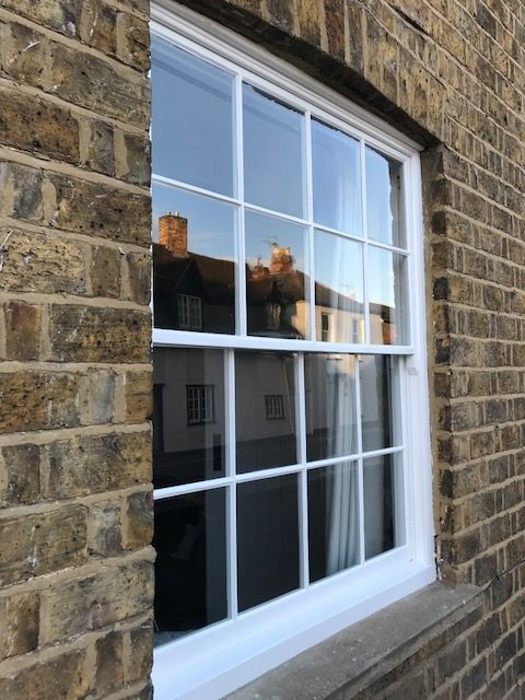 sash window refurbishment much hadham