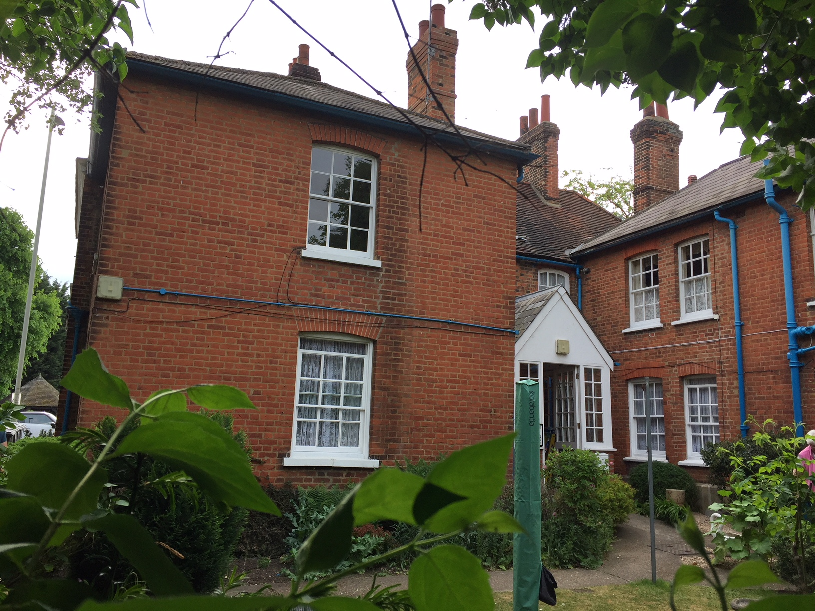 Sash Window Restoration in Broxbourne Hertfordshire